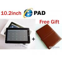 """Quality MID Google Android ZT-180 10.2"""" Notebook+Leather protect case as free gift for sale"""