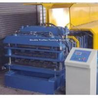 China Double profiles forming machine wholesale