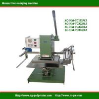 Quality Large-pressure Precision Hot stamping machine for sale