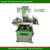 Quality Automatic precision hot stamping machine for sale