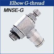 Quality Metal Speed Controllers Elbow G-thread for sale