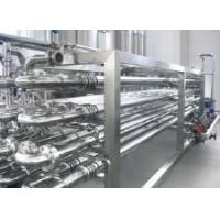China tomato paste Re-packing line ENGLISH Tube in tube sterilizer Introduction : on sale