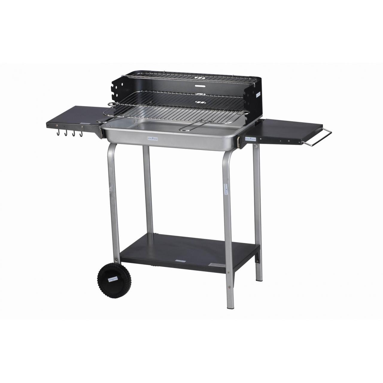 Quality SQUARE TROLLY PARTY GRILL-JW8008 for sale