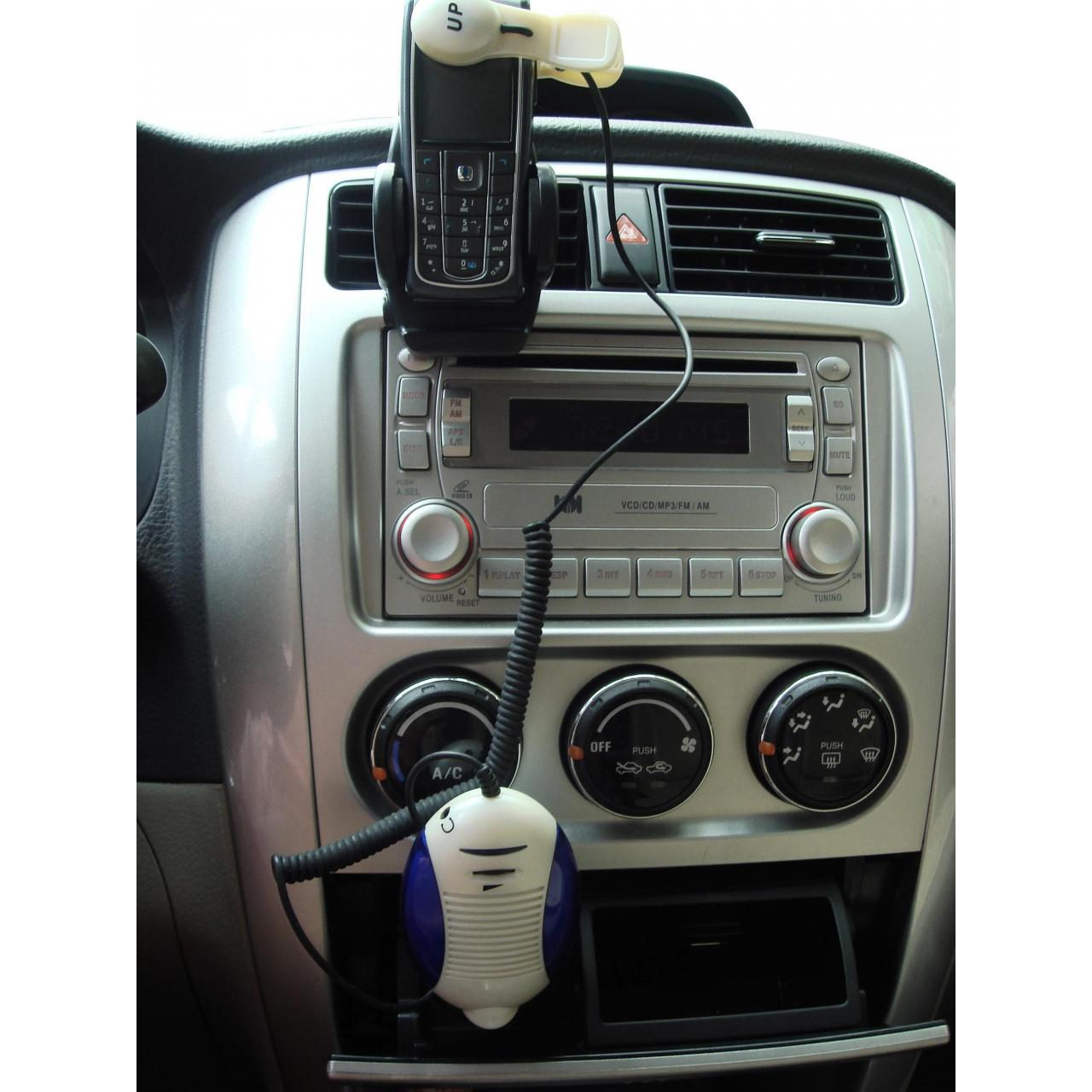 Buy cheap Cell Phone Hands Free Car Kit from wholesalers