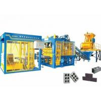 Quality Model QTY9-15 full-automatic block making machine line for sale
