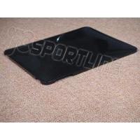 Buy cheap 100% real carbon fiber apple ipad shield case (plain weaven) from wholesalers