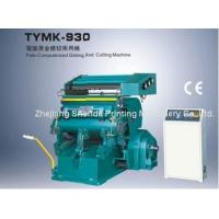 Quality Folio Computerized Gilding and Cutting Machine (TYMK-930) for sale