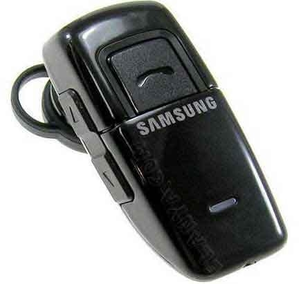 China Samsung Bluetooth Headset WEP200