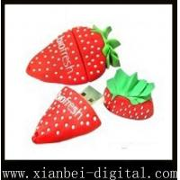 Quality USB Flash Drive, Strawberry Style (HU-201) for sale