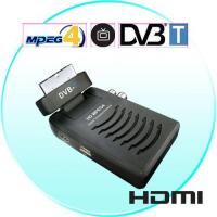 Buy cheap MPEG4 DVB-T TV receiver HDMI from wholesalers