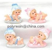 China poly-resin baby decor,baby figurine,baby figure on sale