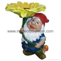 Buy garden elf ornament polyresin elf statue at wholesale prices