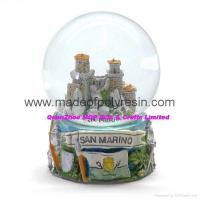 Buy Polyresin waterball resin water ball at wholesale prices