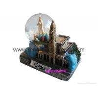 Buy cheap Polyresin Virgin Mary Snowglobe - Portuguese Souvenir from wholesalers