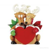 Buy Reindeer Couple-Christmas ornaments at wholesale prices