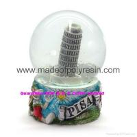 Buy cheap Custom Snowglobe Custom Snowball Custom Waterball from wholesalers