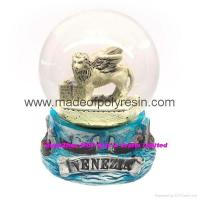 Buy cheap snowglobe resin snowglobe polyresin snowglobe from wholesalers