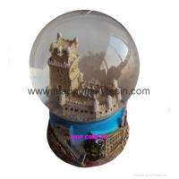 Buy cheap Polyresin Belem Tower Snowglobe Souvenir from wholesalers