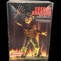 Quality Freddy Krueger Unpainted Figure By Screamin From A Nightmare On Elm Street for sale