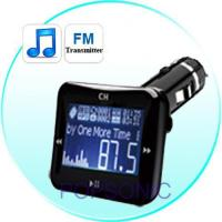 Quality car mp3 player fm transmitter for sale