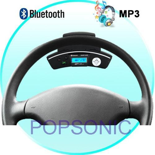 China car fm transmitter with bluetooth
