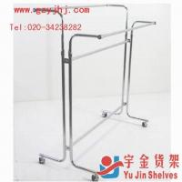 China Stainless Steel Double-bend Clothes Rack wholesale
