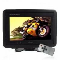 Buy cheap 7 inches -Black Headrest Stand In-Car TFT LCD Monitor from wholesalers