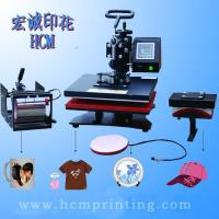Quality 4 in 1 Multi-function Heat Press Machine for sale