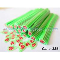 China polymer clay canesleaf on sale