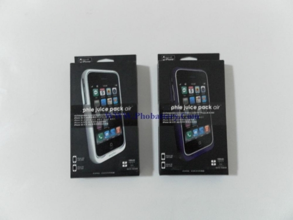 Buy iPhone 3G & 3GS Juice pack air external battery at wholesale prices
