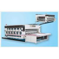 Quality SYK 3350 New Type Multi-color Printing & Slotting Machine for sale