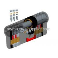 China Dimple key cylinder RADIAL PINS style on sale