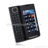 Quality V908 dual sim Cell Phone Quad Band with WIFI Dual Card TV JAVA QWERTY Keypad 3.2 for sale