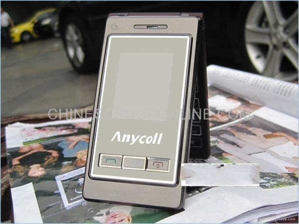 Buy Free Shipping F900 mobile phone 2.4-inch screen dual card double cameras mp3 mp4 at wholesale prices