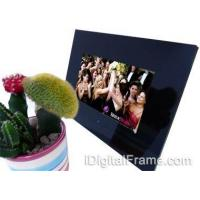 Buy cheap 7 Black Acrylic Digital Photo Frame: DPF-A70-G from wholesalers