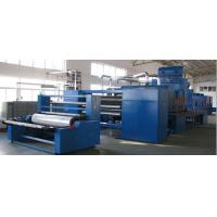Quality Thermo Bonded Nonwoven Interlining Production Line for sale