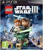 China LEGO Star Wars III - The Clone Wars (PS3) on sale