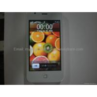 Quality iphone 4 Mobile Phone with 3.6 inch screen Analog TV Dual camera cellphone for sale