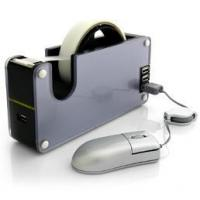 China TAPE DISPENSER WITH 4 PORTS HUB on sale