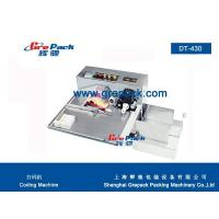 Quality DT-430 ink roll Coding Machine for sale