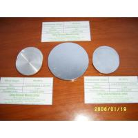 Quality Ruthenium Ru & Silver Ag target for sale