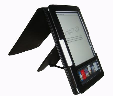 Buy E-book reader Stand leather case for Sony Nook Stand leather case for Sony Nook at wholesale prices
