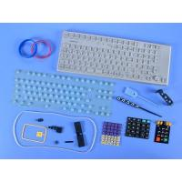 Quality Electronic Parts ( 1 ) Electronic Rubber Silicone keyboard / Pad for sale
