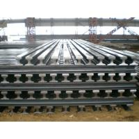 Quality JIS E 1103/1101 STANDARD STEEL RAIL for sale