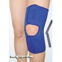 knee support with reinforcement