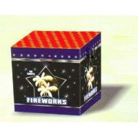 Quality Ground Fireworks 150s Silver crackling for sale