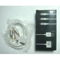 Buy cheap Iphone Accessory & part iPhone 3G AV cable from wholesalers