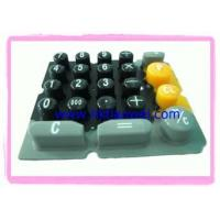 Quality PU Rubber Keypad for sale