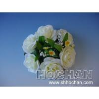 China >>General Merchandisecandle ring rose cream wholesale