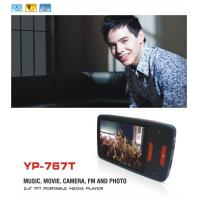 China MP4 Player YP-767T on sale